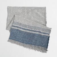 Tweed blanket