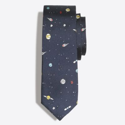 Printed silk tie factorymen new arrivals c