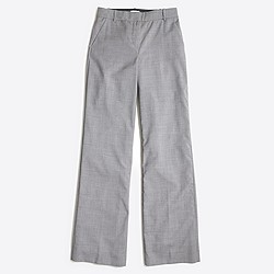 Factory wool trouser