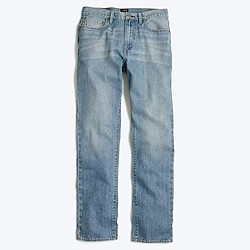 Bleecker jean in light wash