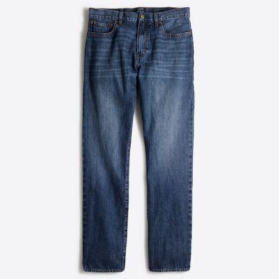 Bleecker jean in medium wash
