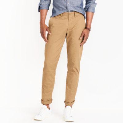 Sutton straight-fit flex chino   sale