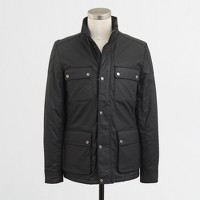 Hayes waxed canvas coat with Thinsulate®