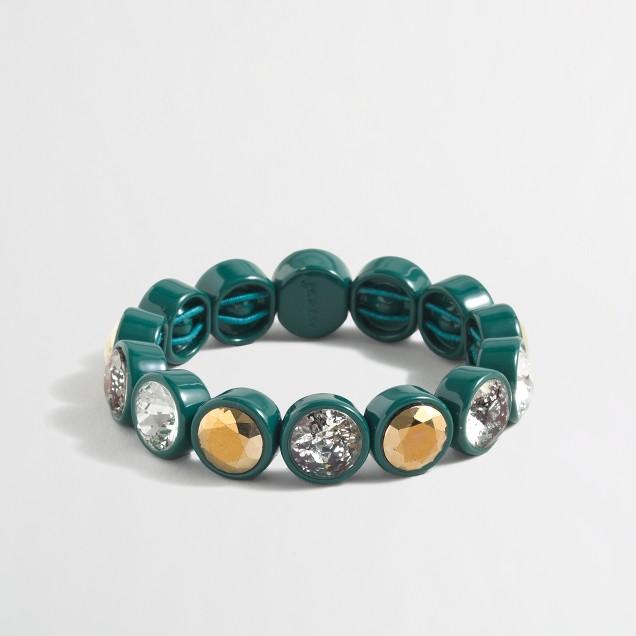 Circle dot bracelet