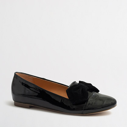 Cora loafers with bow