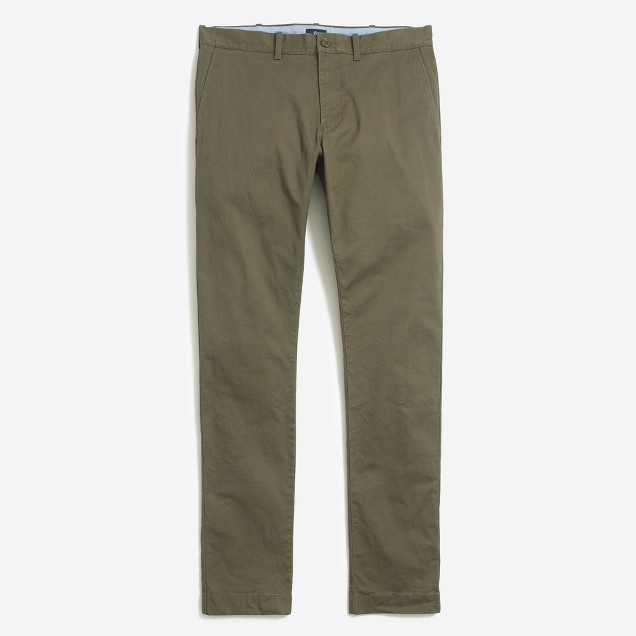 Flex slim-fit Driggs chino