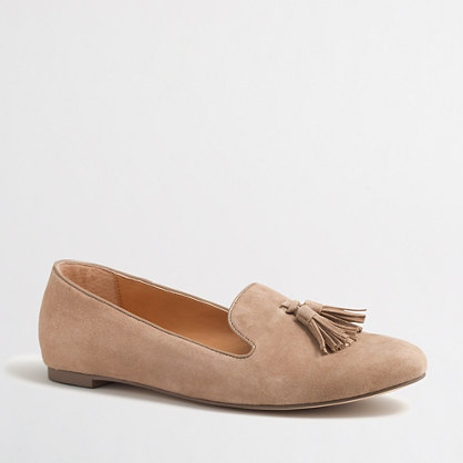Cora loafers with tassels