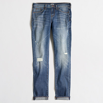 Astor wash boyfriend jean