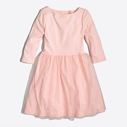 Girls' tulle dress