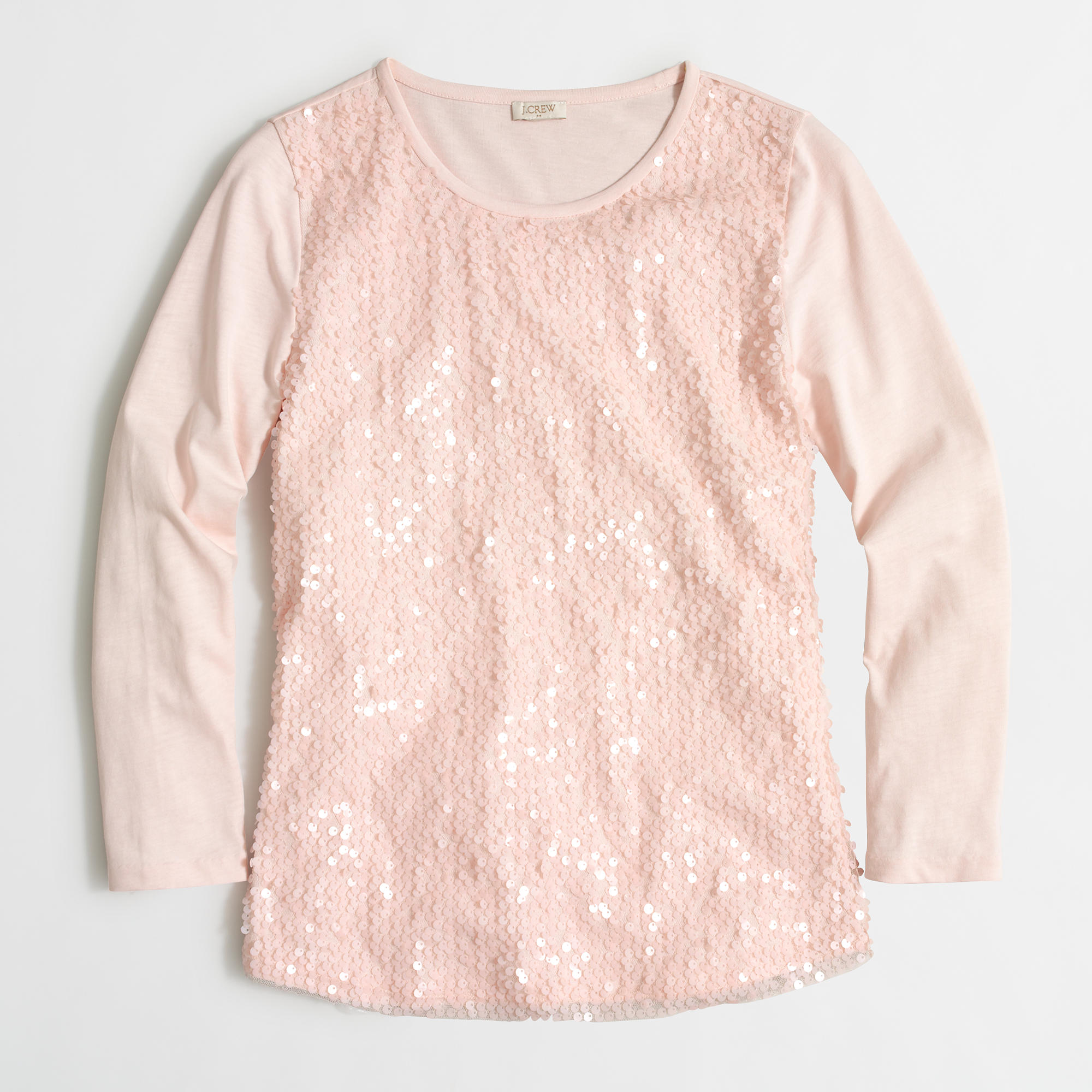 Pretty sequin front tee - on sale for $21!