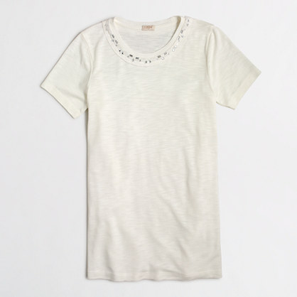 Gem necklace collector T-shirt