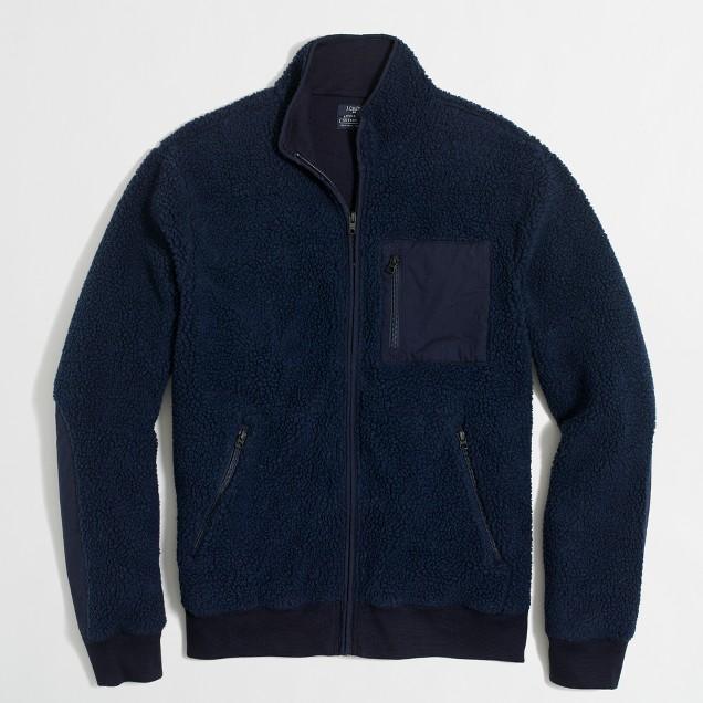 Upstate fleece jacket