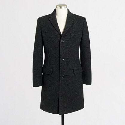 Thompson topcoat with Thinsulate®