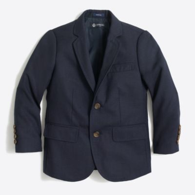 Boys' Thompson Voyager suit jacket factoryboys coats, jackets & blazers c
