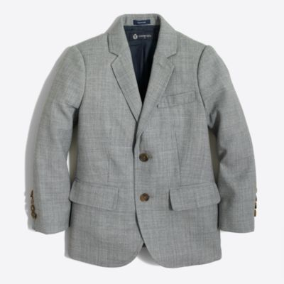 Boys' Thompson Voyager suit jacket factoryboys thompson suits c