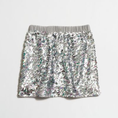 Girls Sequin Skirt - Skirts