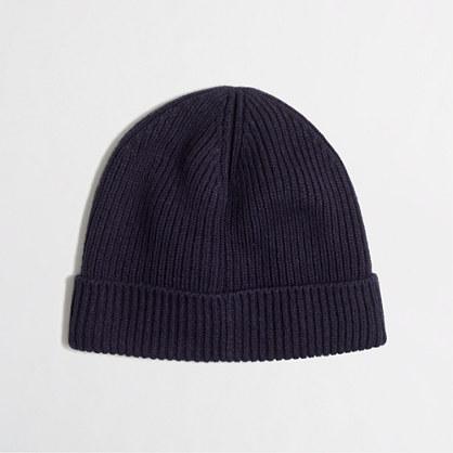 Classic cuff knit hat