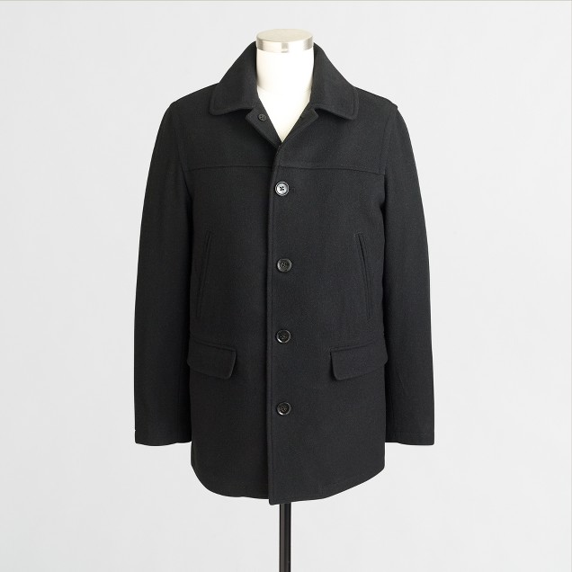 Wool coat with Thinsulate®