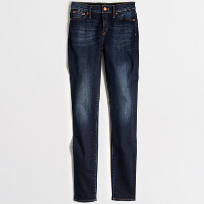 """Grace wash high-rise skinny jean with 29"""" inseam"""