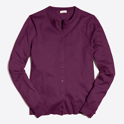 J. Crew Factory Cardigans, A Fall Wardrobe Staple | Review