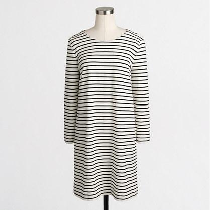 Striped maritime dress