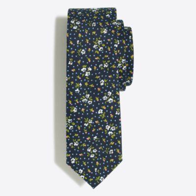 Printed Cotton tie