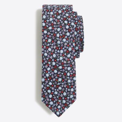Printed Cotton tie factorymen ties & pocket squares c