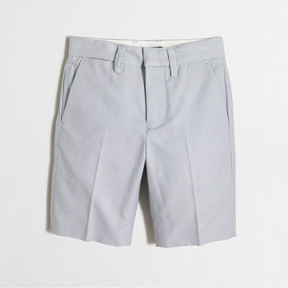 Boys' Thompson suit short in oxford