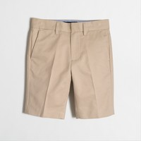 Boys' Thompson suit short in chino