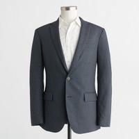 Thompson blazer in microdot cotton