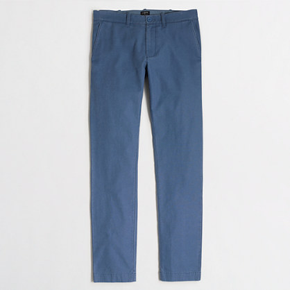 Driggs textured cotton pant