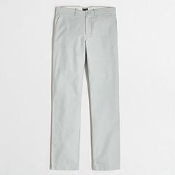 Sutton textured cotton pant