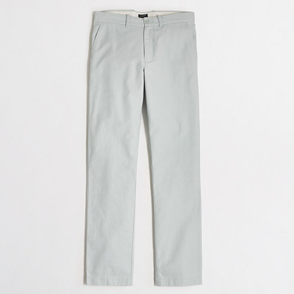 Sutton textured cotton pant