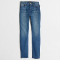 "Daisy wash high-rise skinny jean with 29"" inseam"