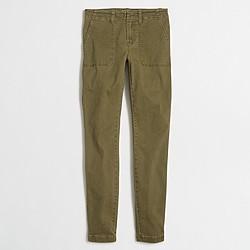 Factory skinny cargo pant
