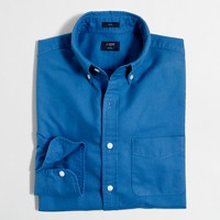 Slim tall oxford shirt