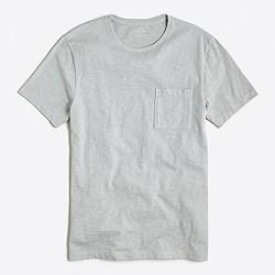 Sunwashed garment-dyed T-shirt