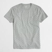 Slim anchor T-shirt