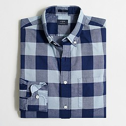 Slim summerweight shirt