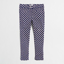 Factory girls' printed Gigi pant
