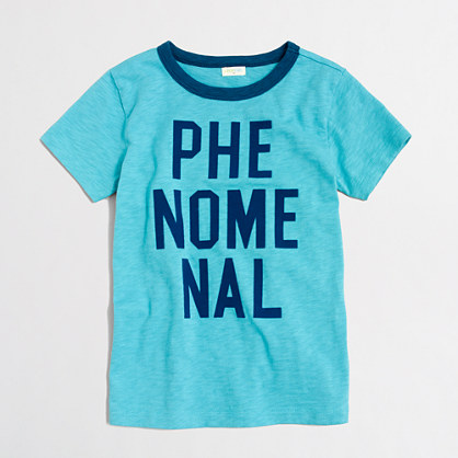 Boys' phenomenal storybook T-shirt