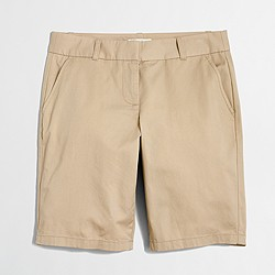 Factory bermuda short