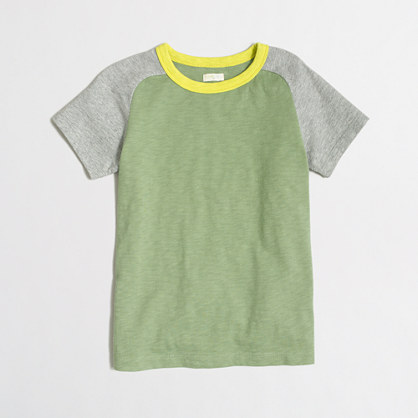 Boys' colorblock T-shirt