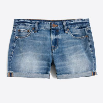 Denim short in Liza wash