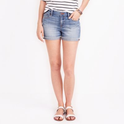 Denim short in Liza wash factorywomen shorts c