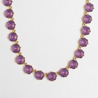 Wraparound crystal necklace