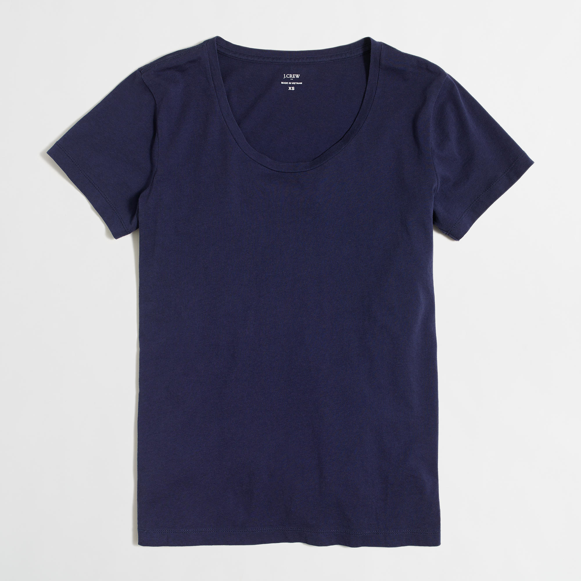 Comfy slub cotton tees
