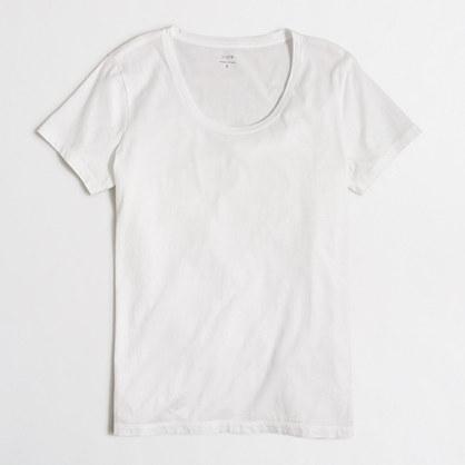 Sunwashed crewneck T-shirt