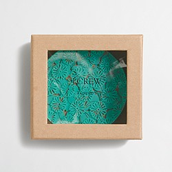 Factory Lucite coasters
