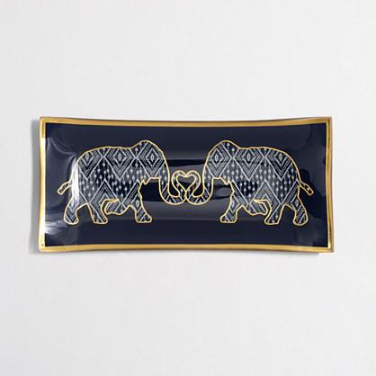 Long jewelry tray